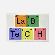 LaB TeCH Color Rectangle Magnet