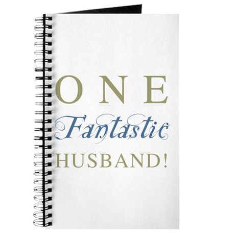 One Fantastic Husband Journal