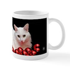 Xmas Cat Mug