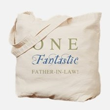 One Fantastic Father-In-Law Tote Bag