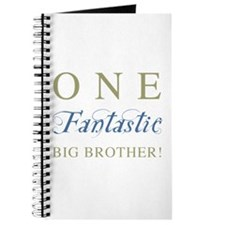 One Fantastic Big Brother Journal