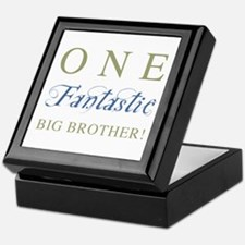 One Fantastic Big Brother Keepsake Box