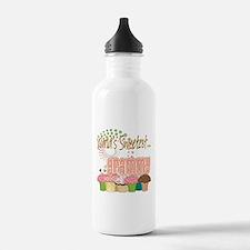 World's Sweetest Grammy Water Bottle