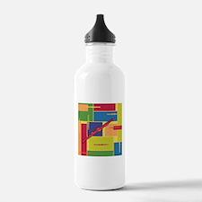 Oboe Colorblocks Water Bottle
