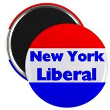 New York Liberal Magnet