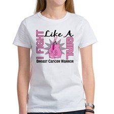 Licensed Fight Like a Girl 8.2 Tee