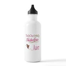 Fabulous Aunt Water Bottle