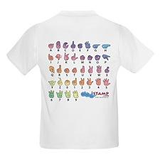 Got ASL? Pastel SQ T-Shirt