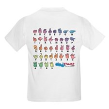 Got ASL? Pastel SQ T-Shirt