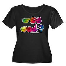 Got ASL? Rainbow SQ T