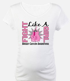 Licensed Fight Like a Girl 8.3 Shirt