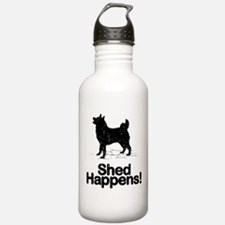 Norwegian Elkhound Water Bottle