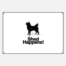 Norwegian Elkhound Banner