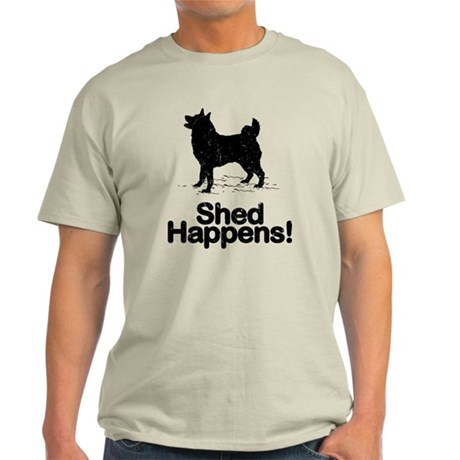 Norwegian Elkhound Light T-Shirt