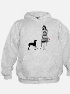 Manchester Terrier Hoodie