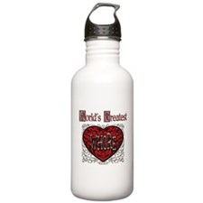 World's Best Whore Water Bottle