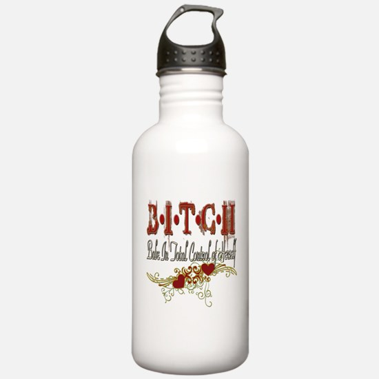 BITCH Water Bottle
