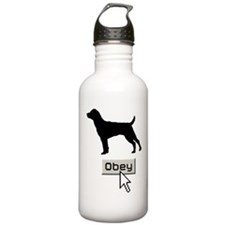 Patterdale Terrier Sports Water Bottle