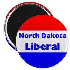 North Dakota Liberal Magnet