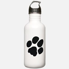 Pawprint Water Bottle