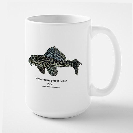 Hypostomus plecostomus Large Mug