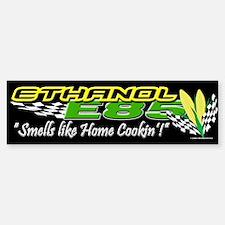 ETHANOL E85 Bumper Bumper Sticker