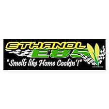 ETHANOL E85 Bumper Sticker