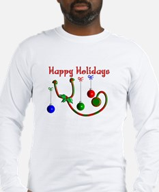 Nurse Christmas Long Sleeve T-Shirt