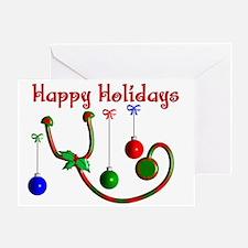 Nurse Christmas Greeting Card