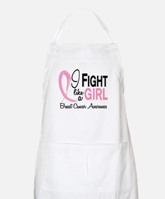 Licensed Fight Like a Girl 10.1 Apron