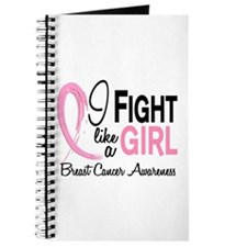 Licensed Fight Like a Girl 10.1 Journal
