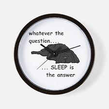 Sleep - Wall Clock