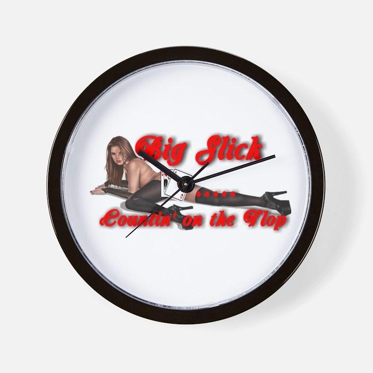 Big Slick Wall Clock