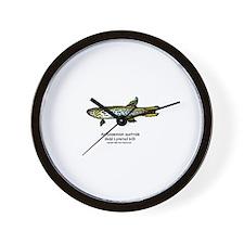 Aphyosemion australe Wall Clock