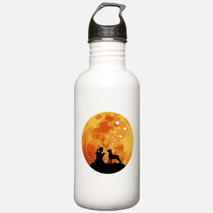 Mountain Cur Sports Water Bottle