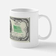President Reagan $1,000,000 B Mug