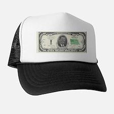 President Reagan $1,000,000 B Trucker Hat