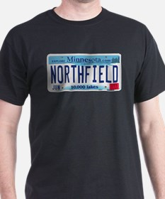 Northfield License Plate T-Shirt