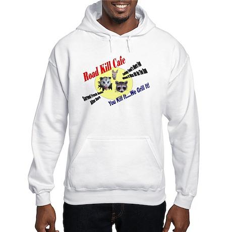 Road Kill Cafe Hooded Sweatshirt