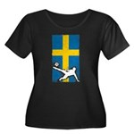 It's Payday (#1) Women's Fitted T-Shirt (dark)