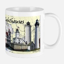 Great Lakes Lighthouses Mug