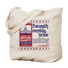Amplify Everything Tote Bag