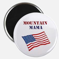 Mountain Mama Magnet