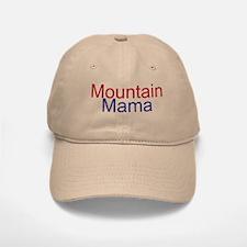 Mountain Mama Baseball Baseball Cap