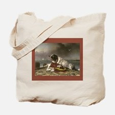 Landseer--Saved Tote Bag