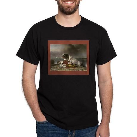Landseer--Saved Dark T-Shirt