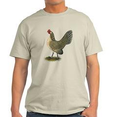 Dutch Blue Quail Hen T-Shirt