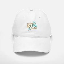 RUN Carbs Baseball Baseball Cap