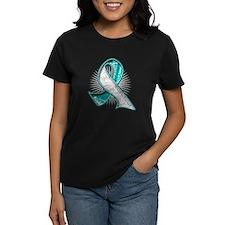 Cervical Cancer Slogans Tee