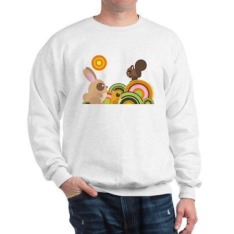 """Woodland Animals"" Sweatshirt"